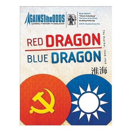 Against the Odds 45 - Red Dragon Blue Dragon