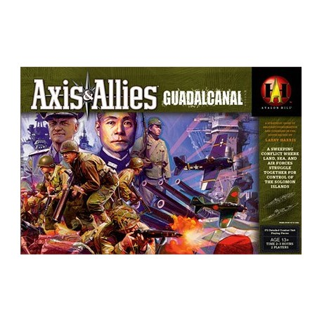 Axis & Allies Guadalcanal