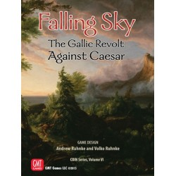 Falling Sky : The Gallic Revolt Against Caesar