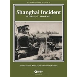 Shanghai Incident - Folio Series