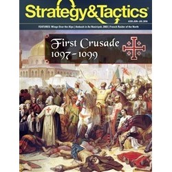 Strategy & Tactics 299 : The First Crusade