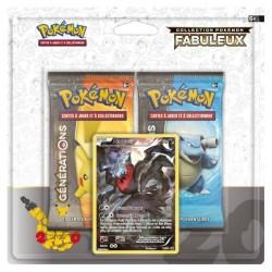 Duo Pack Collection Pokémon Fabuleux - Darkrai