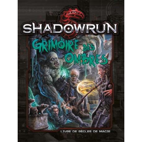 Shadowrun 5 - Grimoire des ombres