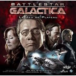 Battlestar Galactica : le jeu de plateau