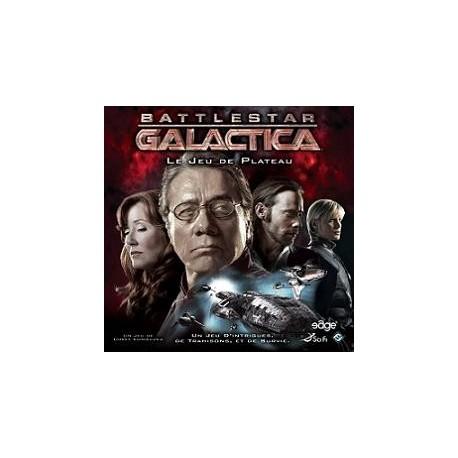 Battlestar Galactica : le jeu de plateau en VF