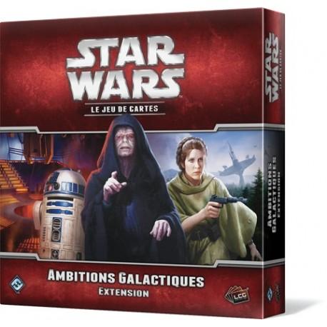 Ambitions Galactiques - Star Wars JCE