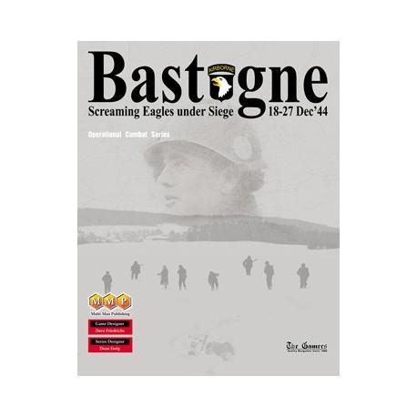 Bastogne - Screaming eagles under Siege