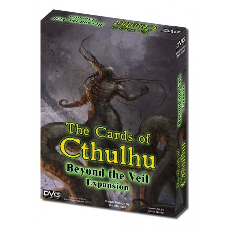 The Cards of Cthulhu - Beyond the Veil