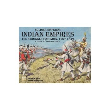 Soldier Emperor - Indian Empires