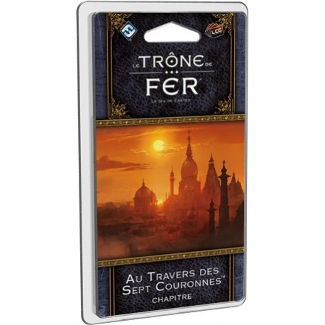 Le Trone de Fer JCE 2de édition : Au Travers des Sept Couronnes