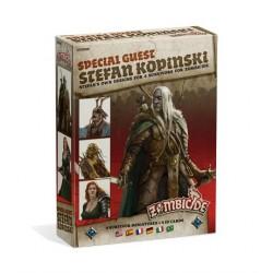 Zombicide Black Plague : Special Guest: Stefan Kopinski