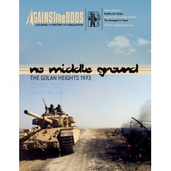 Against the Odds 46 - No Middle Ground - The Golan Heights