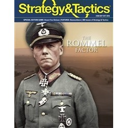 Strategy & Tactics 300 : The Rommel Factor