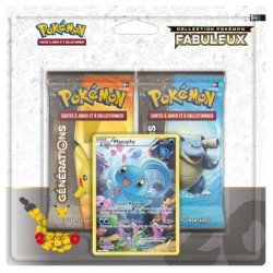 Duo Pack Collection Pokémon Fabuleux - Manaphy
