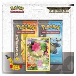 Duo Pack Collection Pokémon Fabuleux - Shaymin