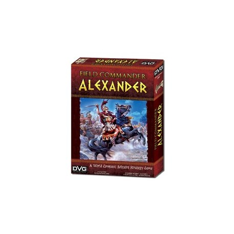 Field Commander - Alexander the Great