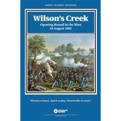 Mini Game - Wilson's Creek: Opening Round in the West