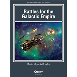 Battles for the Galactic Empire - folio serie