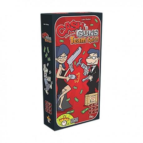Cash'N Guns - Team Spirit