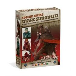 Zombicide Black Plague : Special Guest: Marc Simonetti