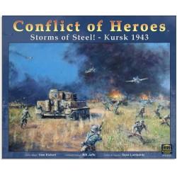 Conflict of Heroes - Storms of steel - Kusrk 1943
