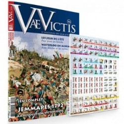 mini game Vae Victis - Jemmapes 1792