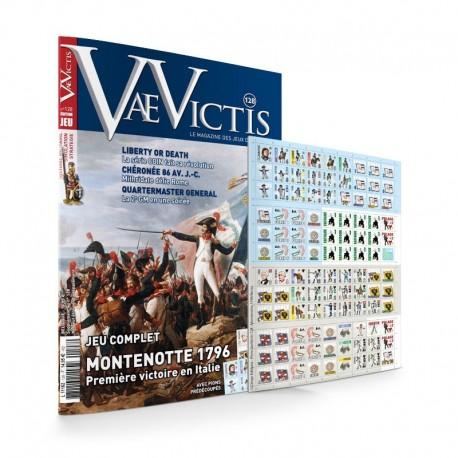 Vae Victis n°128 - édition jeu -Montenotte 1796