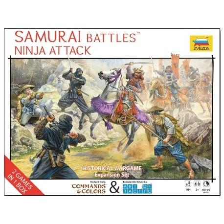 Samurai Battles : Ninja Attack