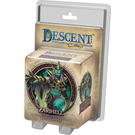 Descent : Zarihell - Lieutenant