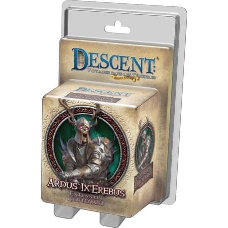Descent : Ardus Ix'Erebus - Lieutenant