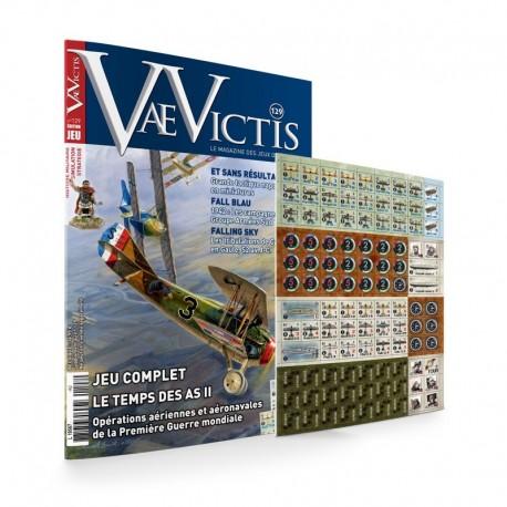 Vae Victis n°129 édition jeu : Le Temps Des As II