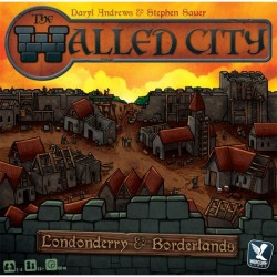 The Walled City : Londonberry & Borderlands