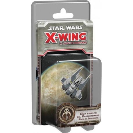 X-Wing : Chasseur stellaire du Protectorat
