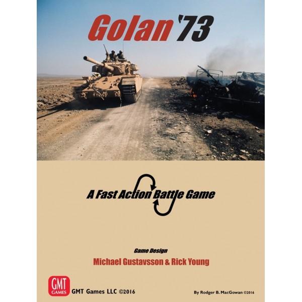 FAB Golan '73, GMT Games