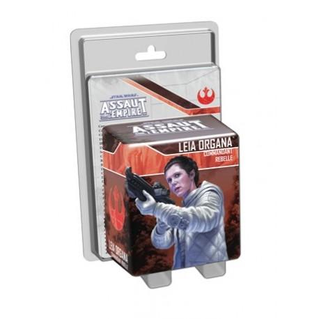 Star Wars Assaut sur l'Empire : Leia Organa - Commandant Rebelle