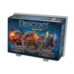 Descent : Le Traité des Champions