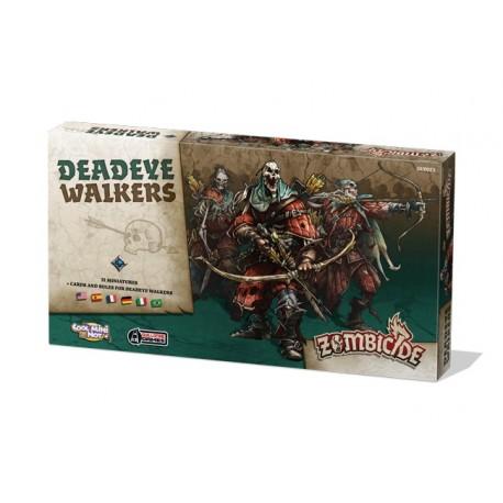 Zombicide Black Plague : Deadeye Walkers