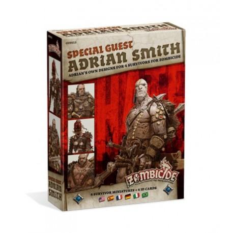 Zombicide Black Plague : Special Guest: Adrian Smith