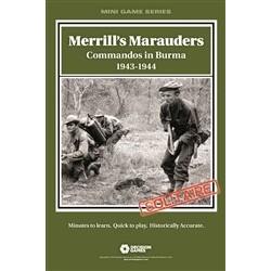Mini Game - Merrill's Marauders