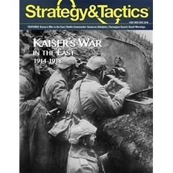 Strategy & Tactics 301 : Kaiser's War in the East