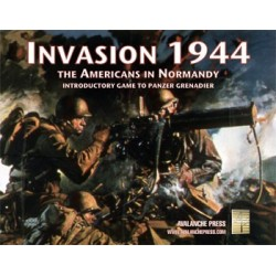 Panzer Grenadier - Invasion 1944
