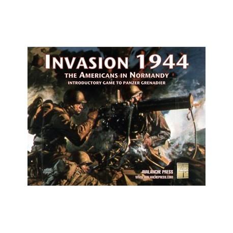 Panzer Grenadier - Invasion 1944