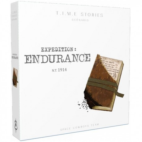 TIME Stories - Expédition Endurance
