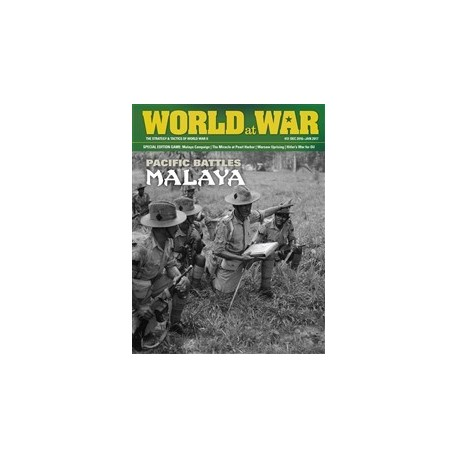 World at War 51 - Pacific Battles: Malaya