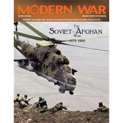Modern War n°26 : Invasion Afghanistan: The Soviet-Afghan War