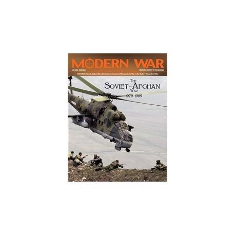 Modern War n°26 : Invasion Afghanistan: The Soviet-Afghan War