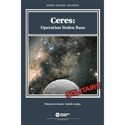 Mini Game - Ceres: Operation Stolen Base
