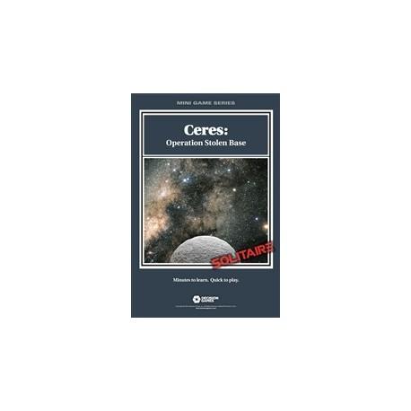 Mini Game - Ceres: Operation Stolen Base