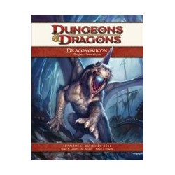 D&D 4 : Draconomicon dragons chromatiques