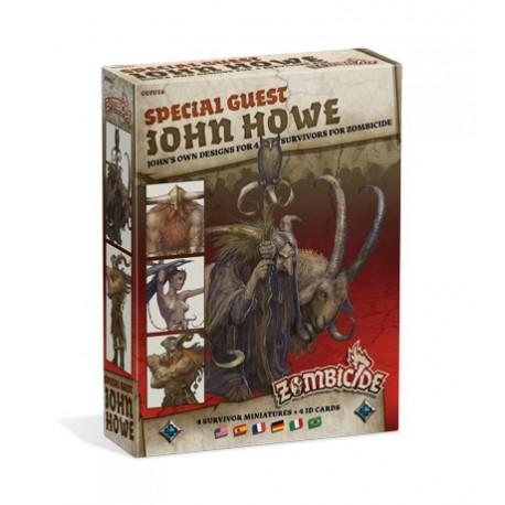 Zombicide Black Plague : Special Guest: John Howe